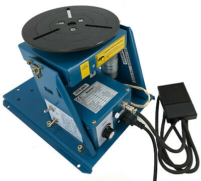 New Rotary Welding Positioner Turntable 10kg BY10 Sherman • 349£