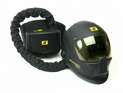 ESAB Sentinel A50 Air Welding Helmet With PAPR AIR Filter P3 • 629£