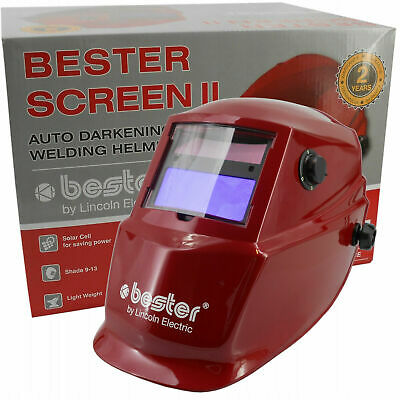 Betser II By Lincoln Electric Welding Helmet Automatic • 59£
