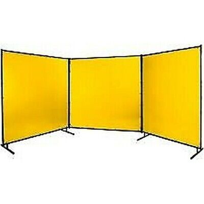 STEINER 534-6X6 Protect-O-Screen Yellow Welding Screen 6' X 6' - NEW • 85.47£