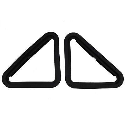 2X Rubber Bezel Light Mount 6674402 For Bobcat  751 753 763 773 863 864 873 883 • 31.79£