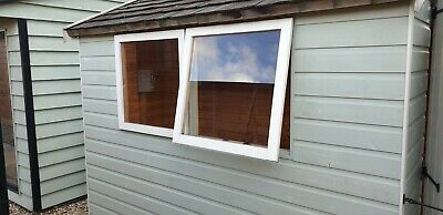 Shed Window Replacement Perspex | Summerhouses Sheds Garden Buildings Greenhouse • 16.60£