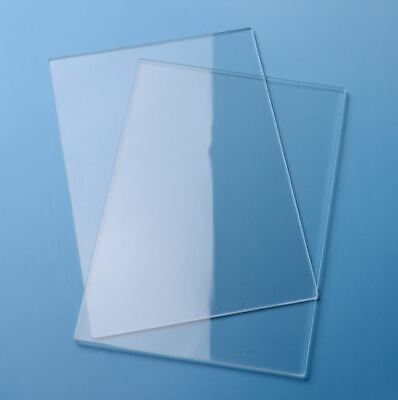 Clear Acrylic PLEXIGLASS Perspex Sheet  Cut To Size Plastic Panels  • 23.75£