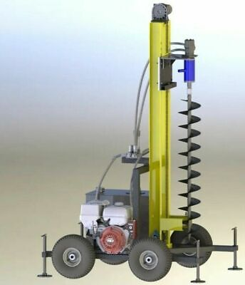 PLANS Water Well Drill Drilling Equipment Driller Rig DIY Build Your Own • 44.72£