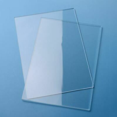 Clear Acrylic  Perspex Sheet  Cut To Size Plastic Panels  • 37.95£