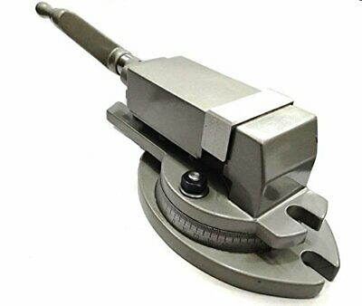 High Precision Milling Vise Swivel Base 2  (50 Mm) Milling Vice-Hardened Jaws • 76.15£