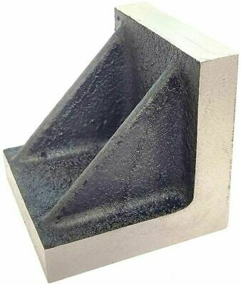 Caste Iron Solid Webbed Angle Plate 3  X 3  X 3  Stress Relieved • 28.85£