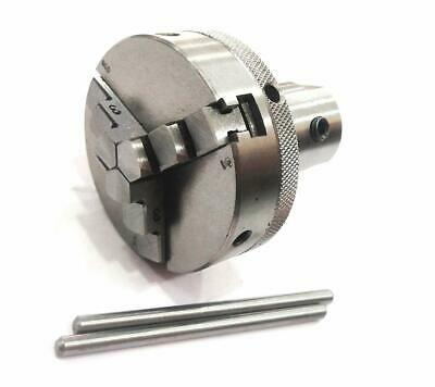 Spindle Adapter V5/8 (5/8 Spindle To M14x1Thraed 65mm3 Jaw Self Centering Chuck) • 64.08£