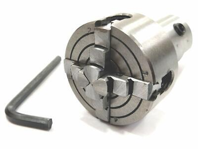Spindle Adapter V5/8 (5/8 Spindle To M14x1Thraed 70 Mm 4 Jaw Independent Chuck) • 65.94£