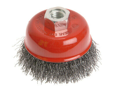 Faithfull Wire Cup Brush • 11.88£
