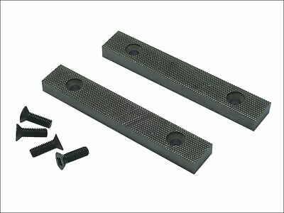 IRWIN Record - PT.D Replacement Pair Jaws & Screws 115mm (4 1/2in) For 84/34 • 93.45£