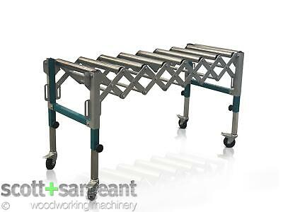 ITECH Adjustable Roller Conveyor Table 26133 [This Price Includes VAT 20%] • 198£
