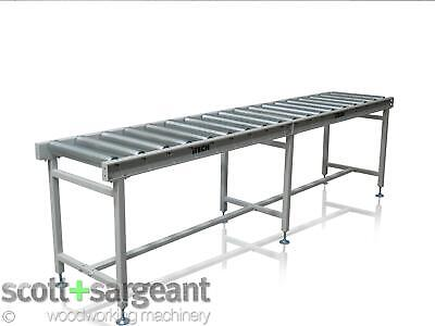 HD Roller Conveyor Table With Legs L = 300 Cm [This Price Includes VAT 20%] • 435.60£