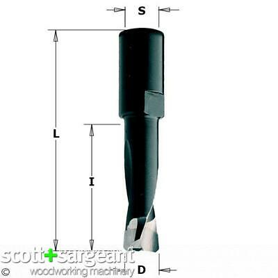 CMT 380 TC Bit For Festool Domino DF700 D=8  | Price Is Inc VAT@ 20% • 31.85£