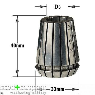 CMT 184 Collet ER32 D=12.7  | Price Is Inc VAT@ 20% • 19.50£