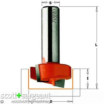 CMT 852 Dado Planer Router Bit  S=1/2 D=1'X3/8  | Price Is Inc VAT@ 20% • 31.20£