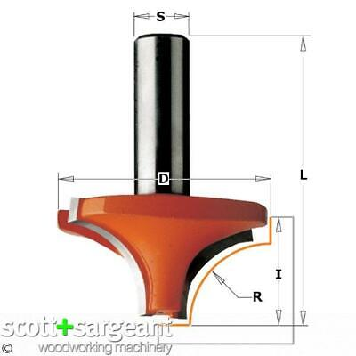 CMT 827 Ovolo Bit TCT R=9.5 S=6.35 D=31.7 R=9.5  | Price Is Inc VAT@ 20% • 29.90£