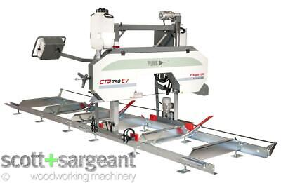 Forestor CTR 750ev Sawmill With Electric Set Works >>Price Includes VAT<< • 8,040£