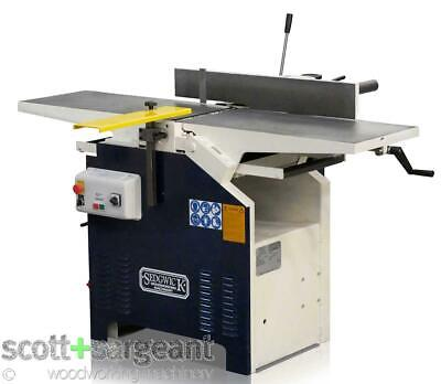 Sedgwick CP Planer Thicknesser 415v With SPIRAL >>Price Includes VAT<< • 7,038£