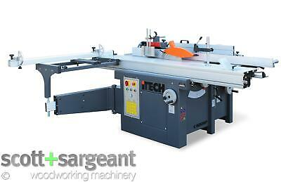 ITECH C400 Combination Woodworking Machine Spiral >>Price Includes VAT<< • 6,900£