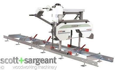 Forestor CTR 550 Sawmill Honda GX 11hp >>Price Includes VAT<< • 5,400£