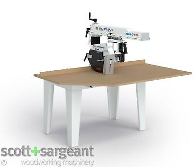 Stromab RS650S 400mm 5.5hp Radial Arm Saw >>Price Includes VAT<< • 4,140£