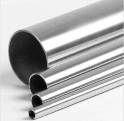Stainless Steel 304 Tube Satin Polished For Exhaust, Tube Repair • 15.49£