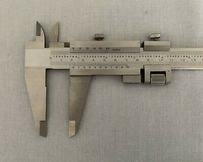 Vernier Calipers – Fine Adjustment Style • 30£