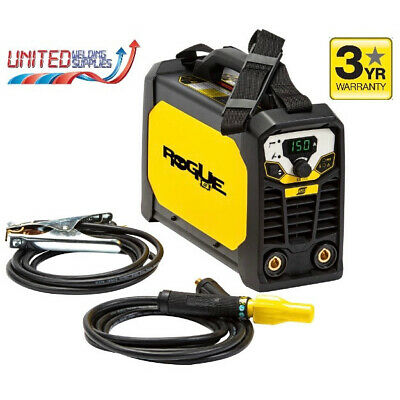 ESAB Rogue Es 150i Ce MMA Welder 230v Voltage • 214.80£