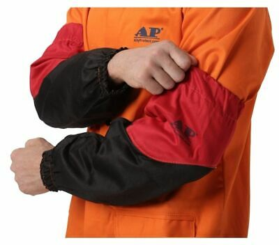 Welder Arm Protective Sleeves Flame Resistant Cotton Sleeves For Arc Welding • 18.14£