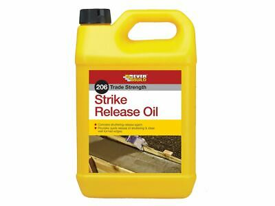 Everbuild 206 Strike Release Oil 5 Litre • 25.67£