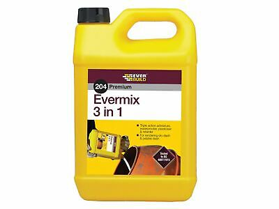 Everbuild 204 Evermix 3 In 1 5 Litre • 5.99£