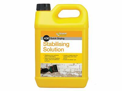 Everbuild 406 Stabilising Solution 5 Litre • 15.23£