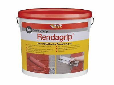 Everbuild 507 Rendagrip Bonding Agent 10 Litre • 70.18£