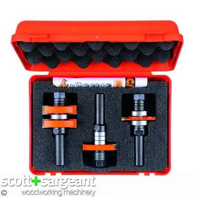CMT 800 Tongue And Groove Set Z2 S12.7 D=4    Price Is Inc VAT@ 20% • 158.43£