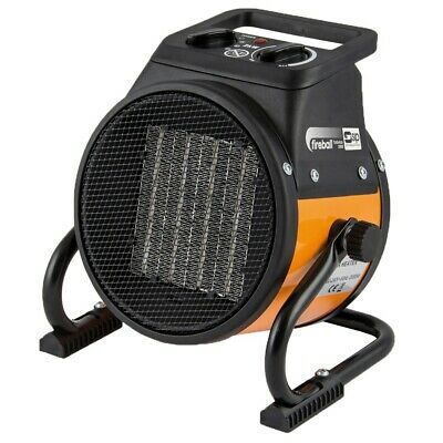 SIP 09128 Turbofan 2000 Electric Fan Heater 240V • 30£