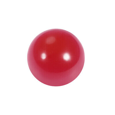 40mm Dia Acrylic Ball Red Sphere Ornament Solid Balls 1.6  • 4.44£