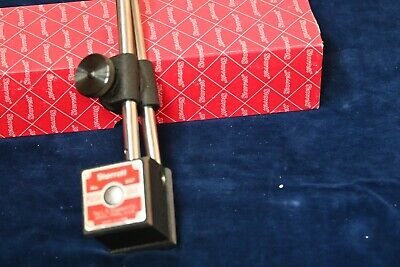 Starrett 657D Magnetic Base Indicator Holder EDP 52749 • 105£
