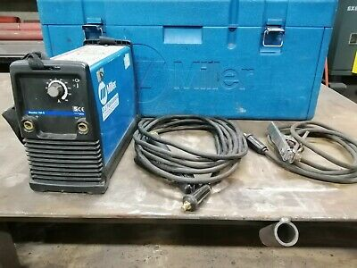 Miller Maxstar 150 S Arc Welder, 240 / 110 Volts, 150 Amps.  • 250£