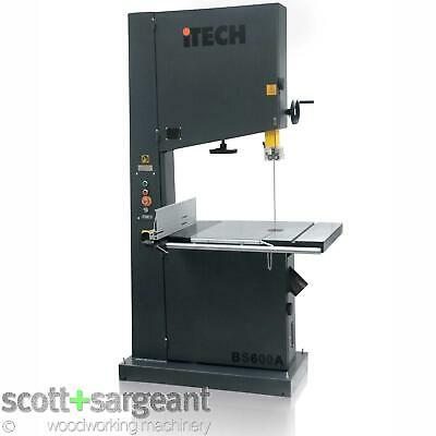 ITECH BS600 Heavy Duty Bandsaw 400v [This Price Includes VAT 20%] • 2,772£