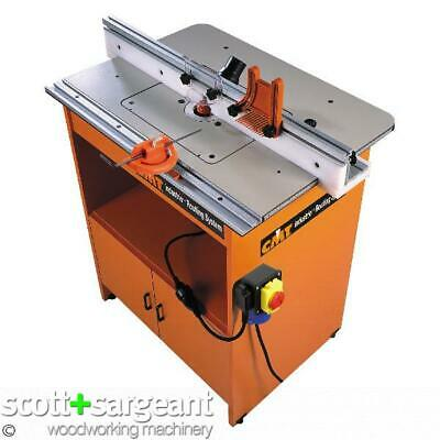 CMT Industrio Router System Table    Price Is Inc VAT@ 20% • 839.80£