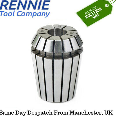Rennie Tool Collets ER16 ER20 ER32 All Sizes Metric & Imperial • 9.99£