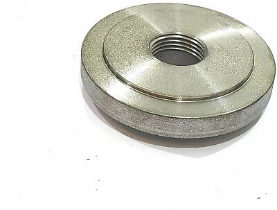 Diameter 125 Mm Back Plate To Mount Chuck On Lathe Machine Tools • 37.20£