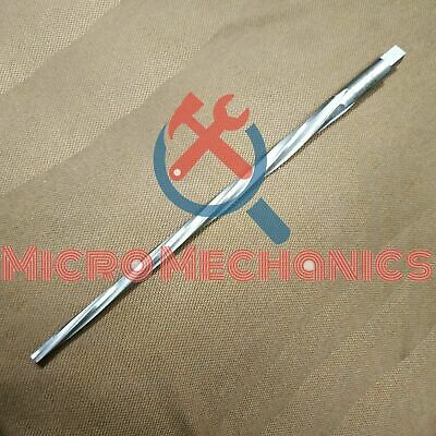 HSS Hand Taper Pin Reamer 3MM Small Dia - 8MM Large Dia - Helical - India's Best • 26.62£