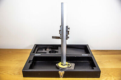 Chesterman No.369 Vernier Height Gauge 14  36cm Boxed With Attachments • 5.50£