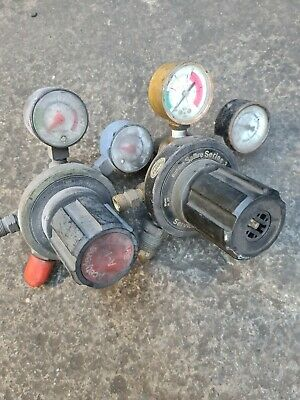 Oxygen And Acetylene Guages (used) • 25£