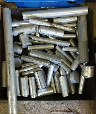 Metal For Lathe - Mixed Size Weights Aluminium • 150£