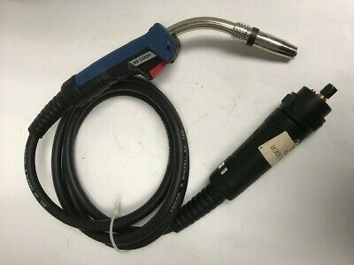 Mig Welding Torch Euro Fitting MB25 3 Meter • 60£