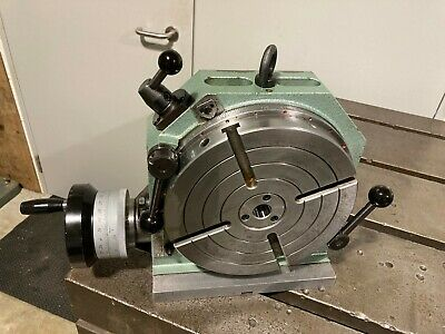 "BISON Rotary Table & Dividing Head 10"" / 250mm Milling Machine Bridgeport • 1,500£"