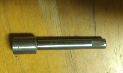 HSS Counterbore Counter Bore Pilot Size 11/16 , Group 4. Shank OD 3/8 , ESC • 7.32£